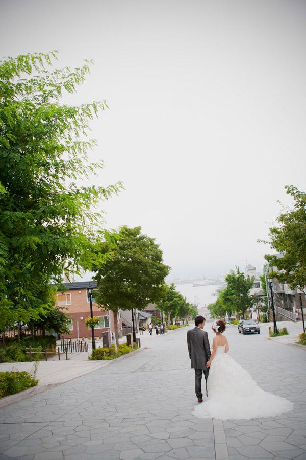 長崎でウェディングフォト