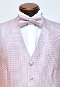 蝶ネクタイ、ピンク